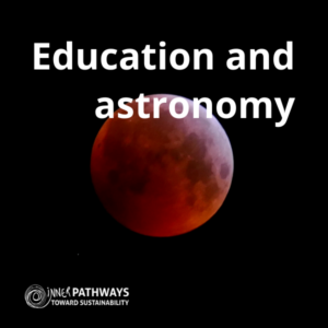 Education and Astronomy